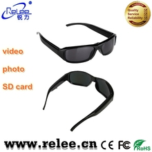 Relee factory manufacture polarized lens eyewear full HD hidden camera glasses hidden DV recorder