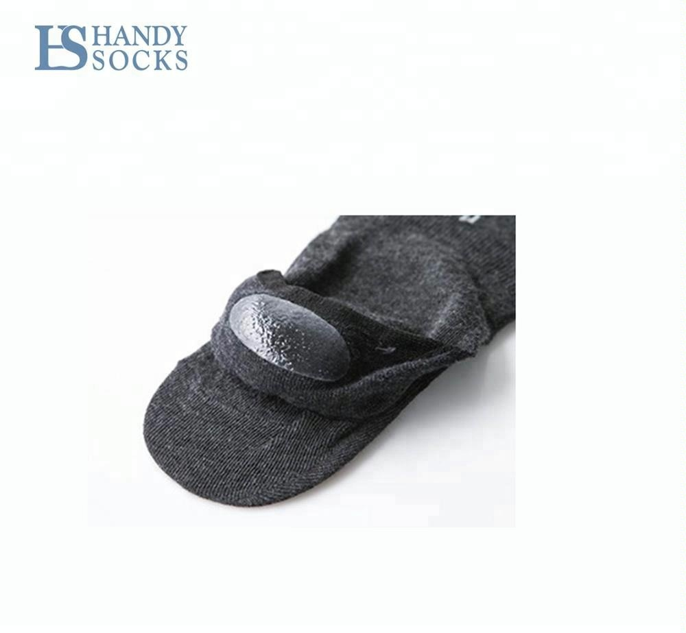 8f4e92d3c859 Invisible Low Cut Short Boot Ankle No Show Barre Drop ship Liner Silicone  Men Women Socks