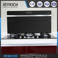 2017 wholesale kitchen square range hood downdraft exhaust system cooker hood