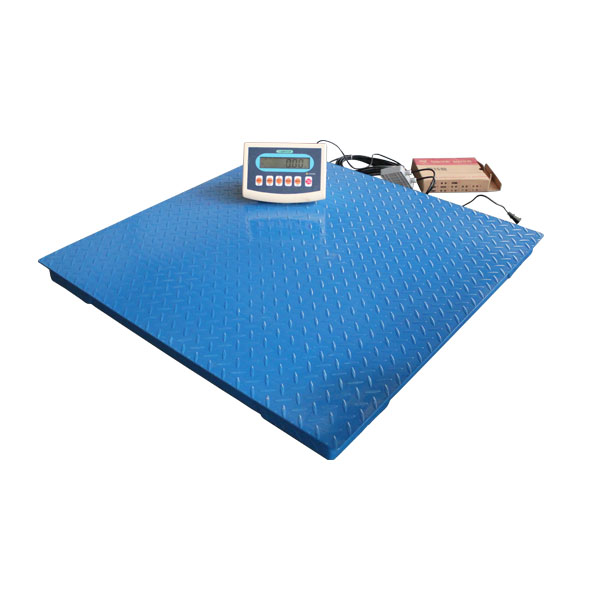 Electronic digital floor scales 5 TON