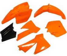 ktm 50cc atv parts For Plastic Fender Kit Senior Adventure Junior 50cc SX SR JR
