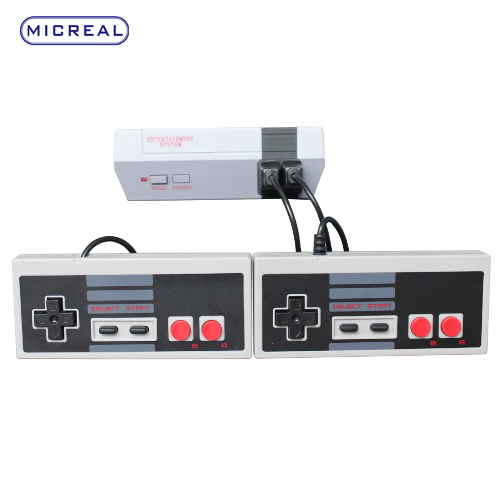 Factory Hot Selling Retro Classic Edition Mini Retro 500 Games Controller Console Video Player for Family Game