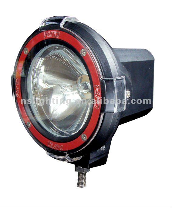 4 inch 55W HID driving light with covers