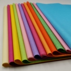 Colorful recyclable free design tissue paper