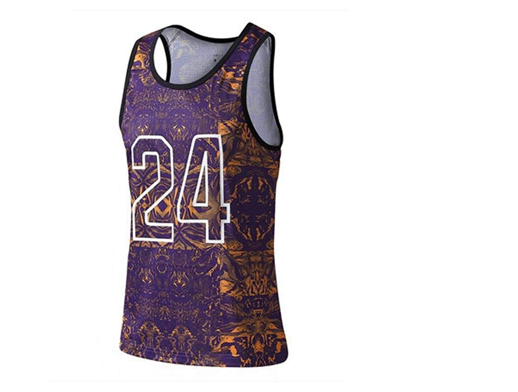 fb3554f9388 Get Quotations · BeeFuture Fashion Colourful Basketball Jersey