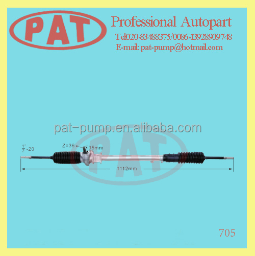 9256210 LEFT Hand Steering Gear Rack For FORD CORTINA 76'-81'