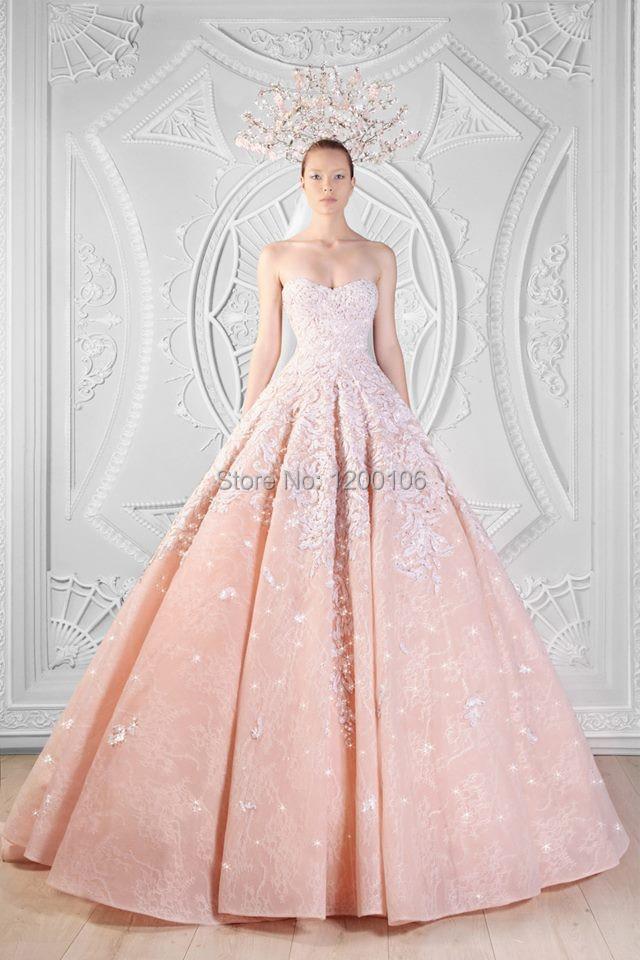 Vintage Formal Gown 106