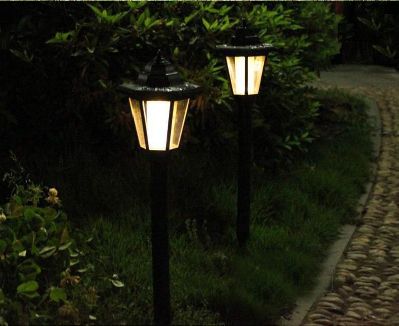 Solar Pathway Light Landscape Lamp for garden