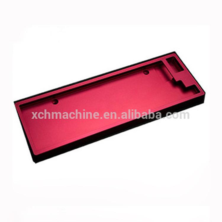 Cnc Machining Milling Aluminum Tablet Mechanical Keyboard Case - Buy Tablet  Keyboard Case,Aluminum Cnc Milling Case,Cnc Machining Keyboard Case