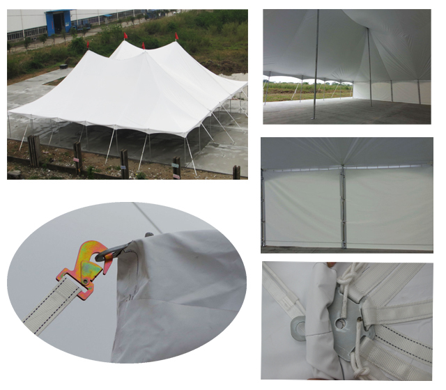 Hot Sale Cheap Circus Tent Polygon Tent For Outdoor Events