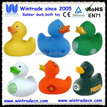 Floating rubber duck/plastic rubber duck