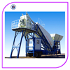 YHZS75 Mobile Concrete Batching plant price