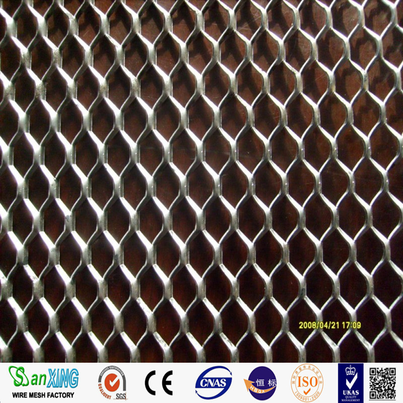 Building material 4 feet x 8 feet stainless steel sheets expanded metal