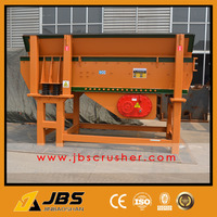 JBS Star Product ZSW Series Stone Vibrating Feeder From China