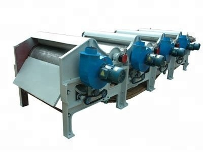 WELCC GOOD TEXTILE WASTE OPENING MACHINE LINE WITH OPENING ROLLER