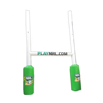 JPF 2019 Hot sale portable inflatable rugby post for sale