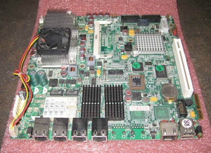 NAR-2200-401 Motherboard support 915GME 4 PCI-e x1 GbE