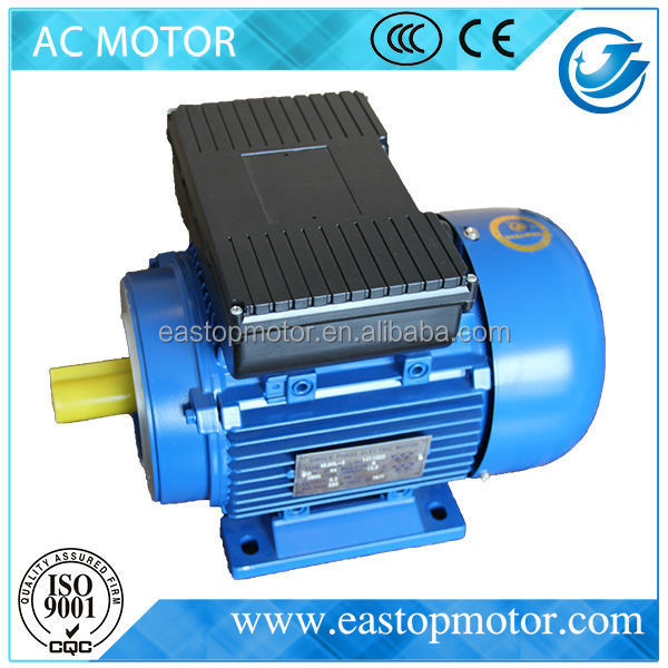 CE Approved ML motor 3 4 hp for milling machine with silicon-steel-sheet stator