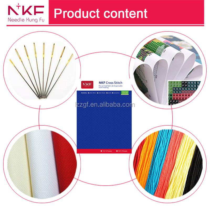 Invierno diseño libre kits bordado venta en línea fantasía patrones ...