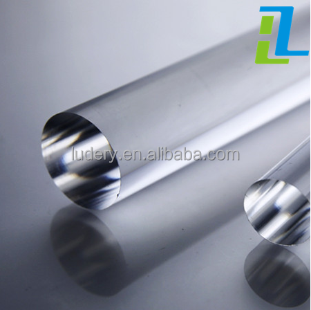 Manufacturer straight for clear plexiglass ACRYLC ROD cast