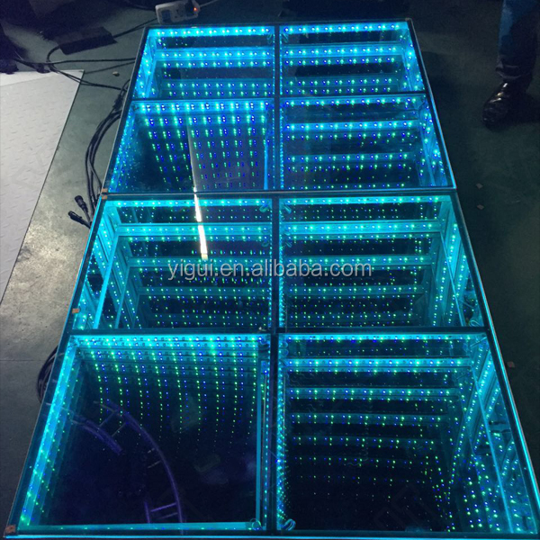 wedding club Commercial General Use and Yes Folded folding dj dance floors