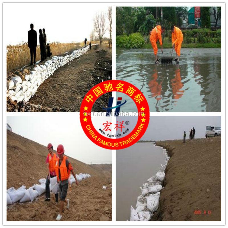 Flood Control Sand Bag Geotextile