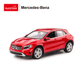 Rastar Mercedes Benz Gla Model Red Color Full Function Radio Control