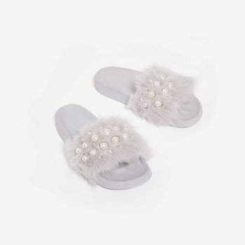 b197e765822 Superstar Designer Slipper Women Shoes Ladies Slide Sandal Fur Fluffy  Slipper - Buy Faux Fur Slippers,Soft Fur Slippers,Fluffy Slippers Product  on ...