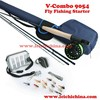 Rod and reel combo wholesale fly fishing
