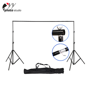 2M*3M Black photography background stand