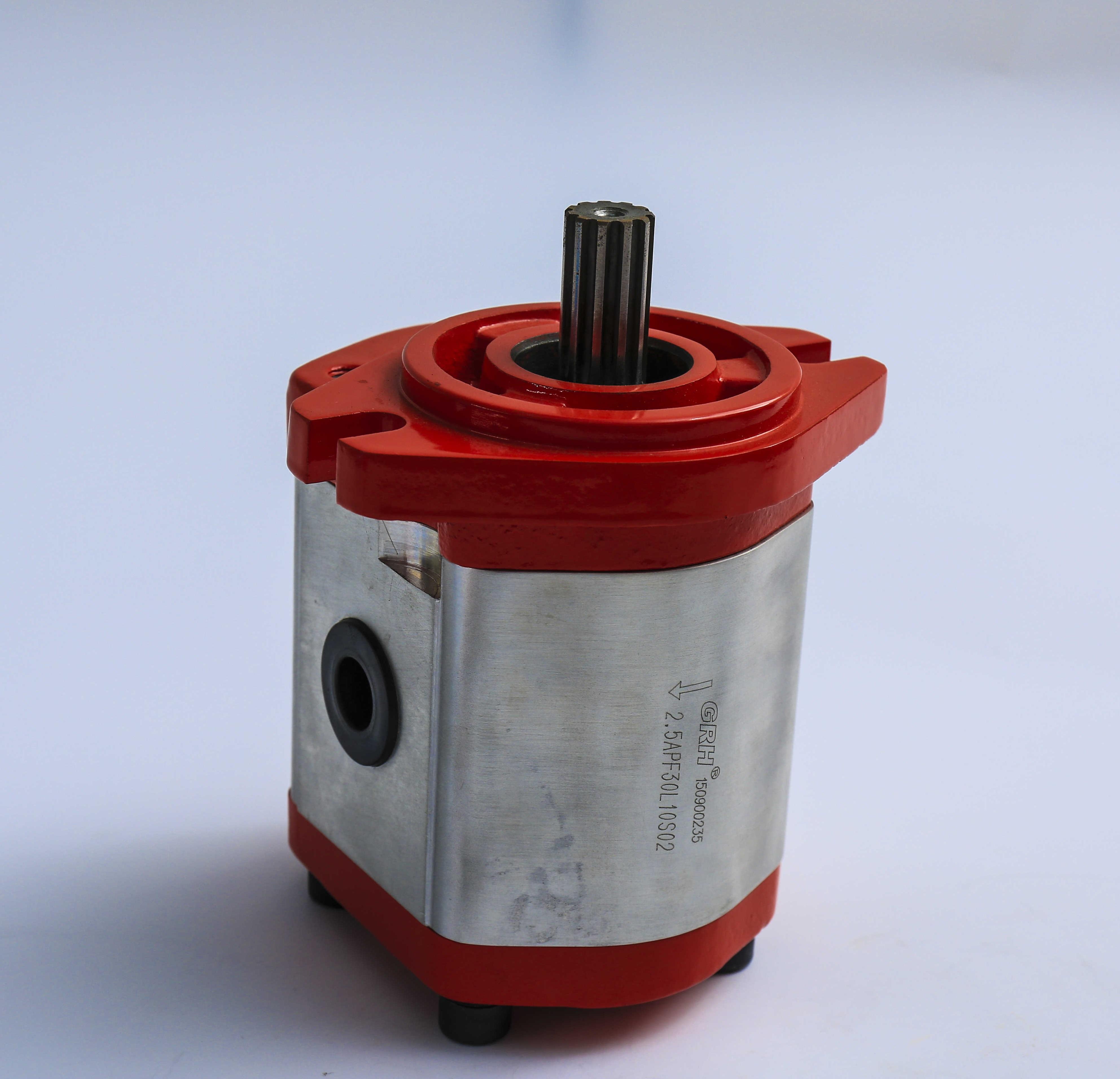sauer sundstrand hydraulic gear pump