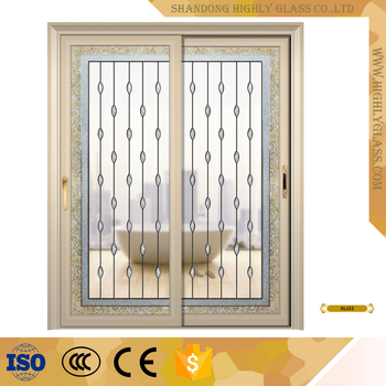 Standard Size Aluminium Bedroom Door And Windows Sliding Simple Design