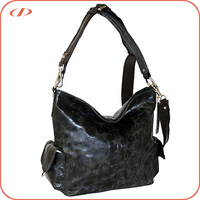 High quality leather asian handbag