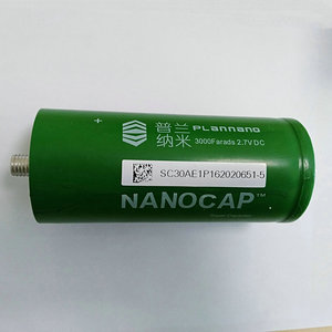 Electric Double Layer Capacitor 2.7V 3000F Super Capacitors