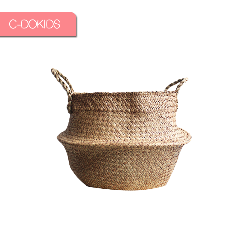 High Quality Wicker Picnic Empty Laundry Seagrass Baskets