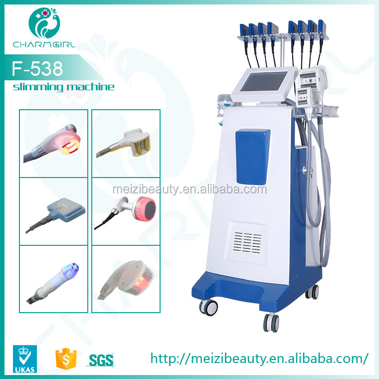 Top quality Velashape Machine Face and Body / lipo massage beauty machine equipment