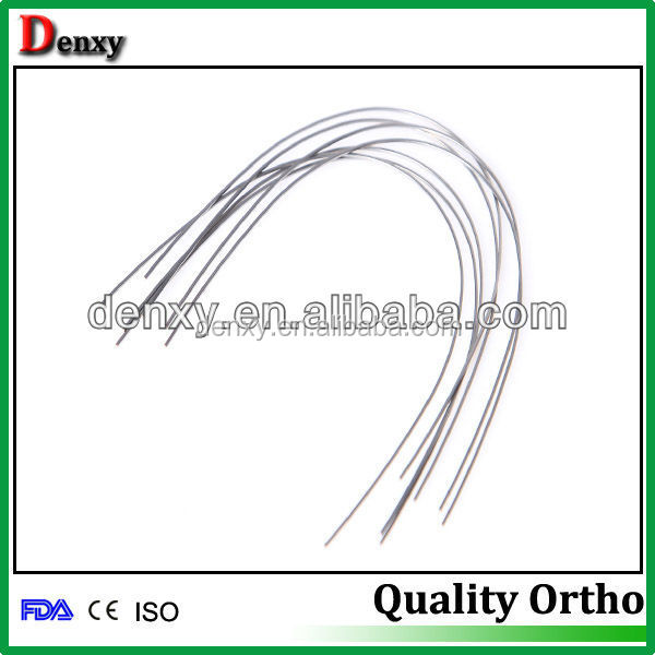 Denxy Orthodontic Stainless Steel Arch Wires
