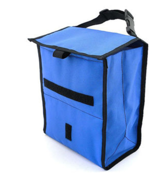 custom polyester cans thermal frozen food lunch insulated cooler bag