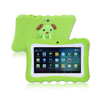 Cheapest Q88 Tablet PC Android 4.4 7 inch HD 1024x600 IPS Kids Education Gaming Tablets