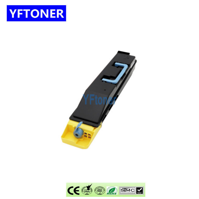 YFtoner TK-859 Compatible Color Toner Cartridge for Kyocera Taskalfa 400CI 500CI 552CI Printer Parts Photocopy Machine