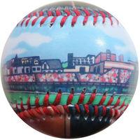 high quality machine-stitched soft stuff baseball