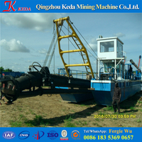 6/4 Inches High Quality Low Price Mini Sand Suction Dredger