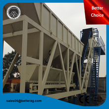 SANY mini mobile concrete batching plant on sale