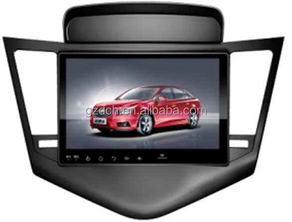9 inch android special car dvd gps for CHEVROLET CRUZE / DAEWOO LACETTI 2008-2015 quad core 1024*600 1G+16G WS-9772