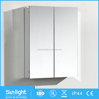 Special Modern Stainless Steel Bathroom mirror cabinet media solution reviews in factory
