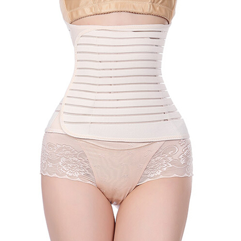 New Women's waist training corsets shapewear Lingerie high waist slim waist cincher corrective underwear body shapers women