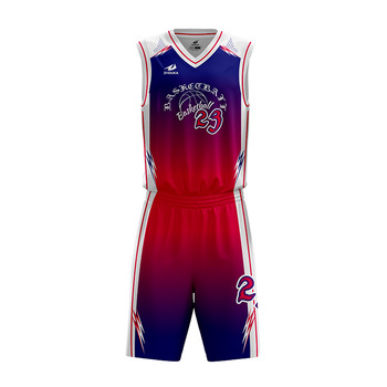 e1883ede3 New And Best Basketball Jerseys Style Design Your Own Basketball Uniform  Color Red White And Blue