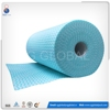Stocklot spunlace printed nonwoven fabric in rolls