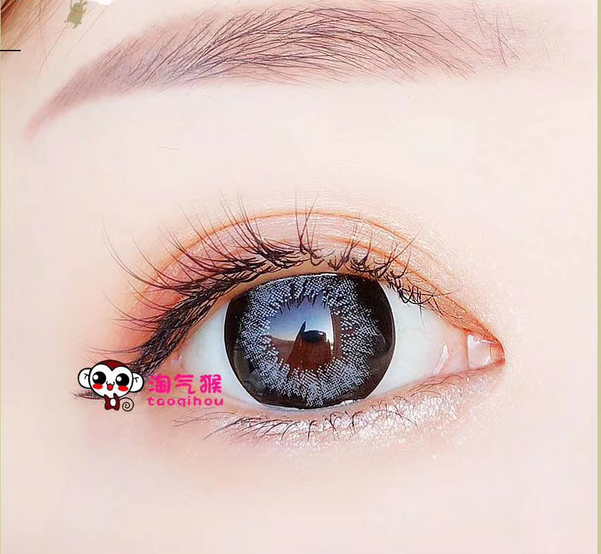 Beauty Corner LangMu Natural Eye Colored Cosplay Contact Lenses Halloween Crazy Contact Lens фото