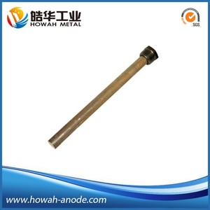 magnesium az63 anode rod for water softener brine tank
